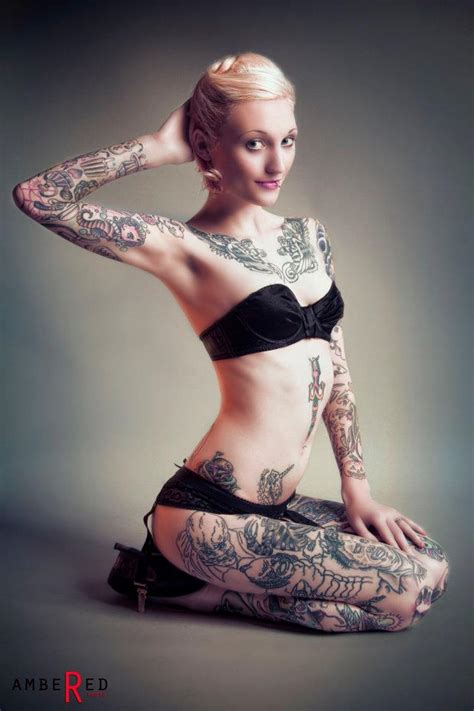 Tattoo Pin Up Project By Carnyrabbit On Deviantart