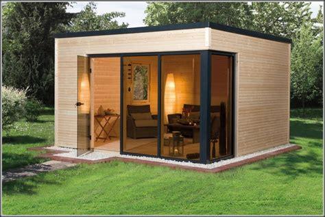 Gartenhaus Design Flachdach by Erstaunlich Gartenhaus Design Flachdach Innerhalb