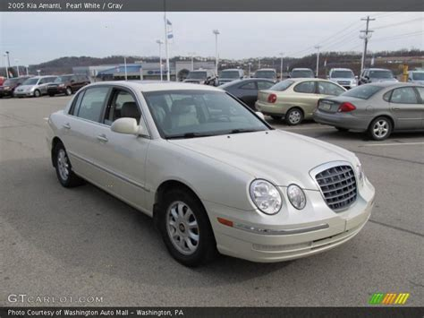 2005 Kia Amanti by 2005 Kia Amanti In Pearl White Photo No 40506414