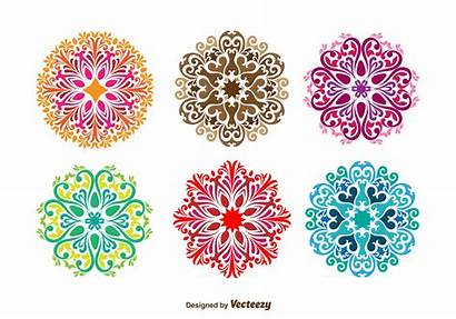 Shapes Ornamental Floral Clip Vecteezy Graphics Drawing