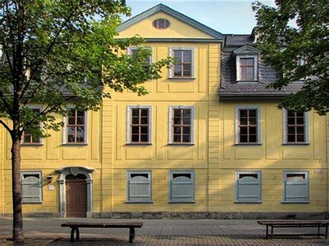 Schillerhaus Weimar  Wohnhaus Von Friedrich Schiller