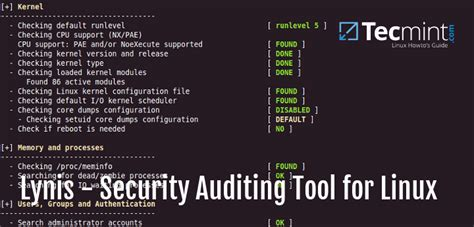 lynis  released security auditing  scanning tool