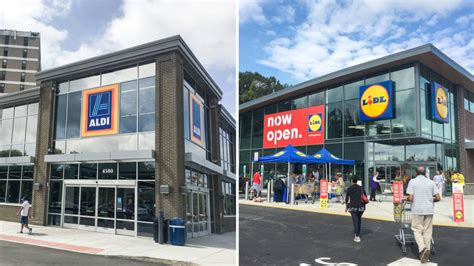radio cuisine lidl discount grocers aldi and lidl give u s stores a run for