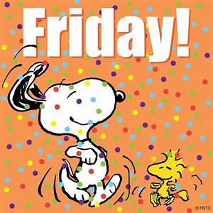 Friday Snoopy Pictures, Photos, and Images for Facebook ...