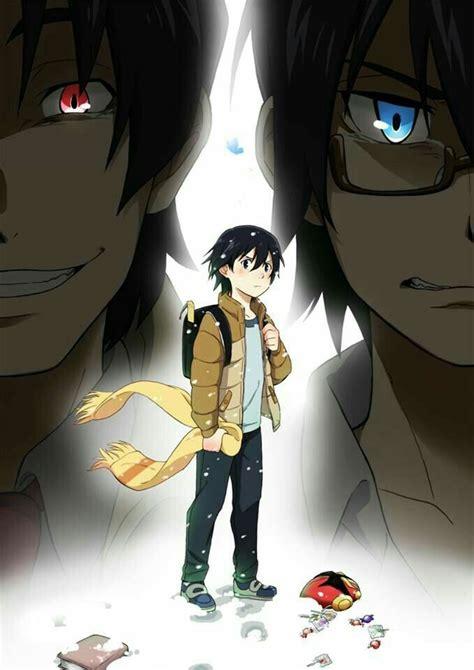anime erased anime satoru