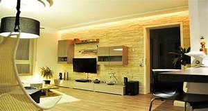 Profilleisten Für Indirekte Beleuchtung : 21 stilvolle ideen f r indirekte wandbeleuchtung beleuchtung deko feiern zenideen ~ Sanjose-hotels-ca.com Haus und Dekorationen
