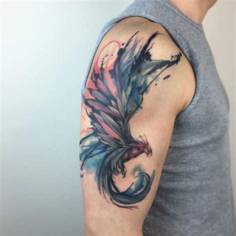phoenix tattoo ideas   rejuvenating