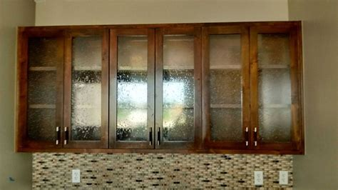 bubble glass kitchen cabinet doors cabinet glass including doors shelves clayton 39 s glass