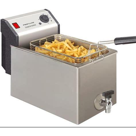 cuisine professionnelle inox friteuse electrique professionnelle