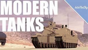 World Of Tanks Blitz  Modern Tanks
