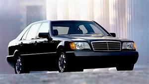 Mercedes Sclass W140