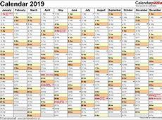 Many Weeks Left 2019 Qualads