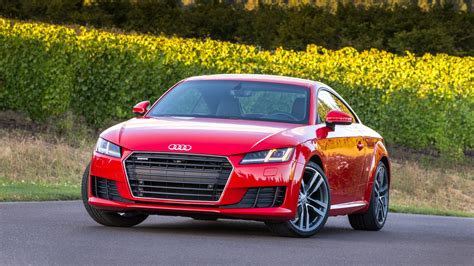 audi tt safety review  crash test ratings