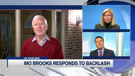 Exclusive Interview with Congressman Mo Brooks after ...