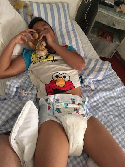 boy wear  adult diaper    baby adult