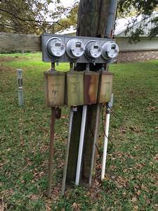 Updating Electrical Meter Posts