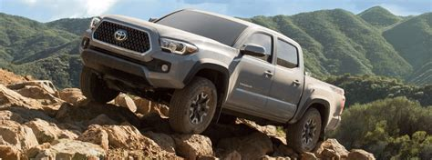 Towing Capacity Of Toyota Tacoma by 2017 Toyota Tacoma Payload And Towing Capacity