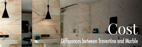 travertine vs marble comparison guide what is the