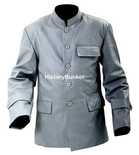 U Boat Jacket by Ww2 German Uboat Leather Reproduction Ww1 And