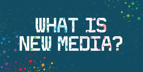 What Is New Media?  Southeastern University
