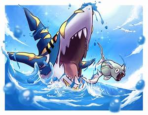 MEGA SHARPEDO by SiegeEvans on DeviantArt