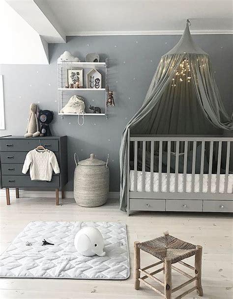bebe chambre idee deco chambre bebe fille et gris