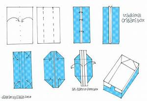 Origami Containers Diagrams