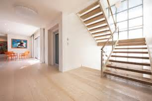 Contemporary Curtains For Living Room by Wood Stair Treads Staircase Modern With Floating Staircase