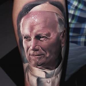 Realistic Pope Tattoo | Best Tattoo Ideas Gallery  Realistic
