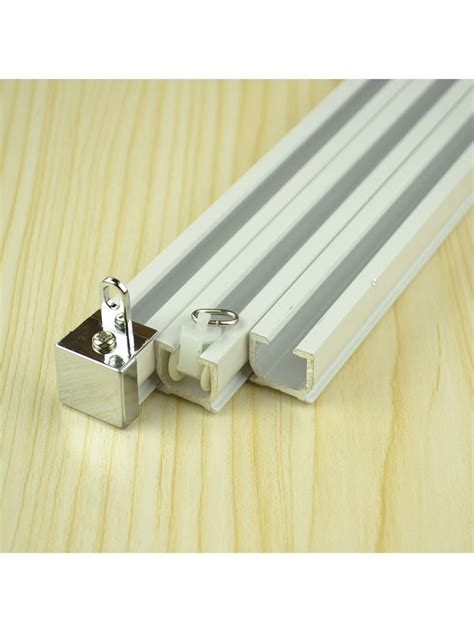 chr7725 wall mounted curtain tracks and rails with