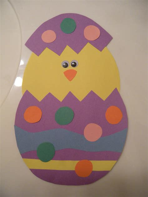 easter arts and crafts the adventures of miss elisabeth march 2012