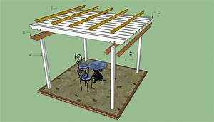 pergola construction plans free – furnitureplans