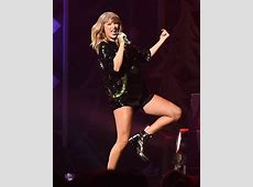 Joe Alwyn watches Taylor Swift perform and is photographed