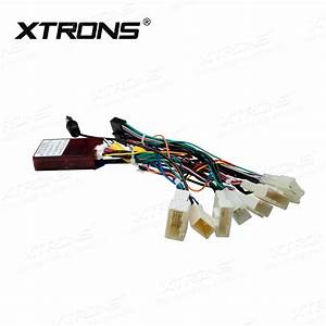 Iso Wiring Harness Jbl Decorder For Xtrons Pf81psts