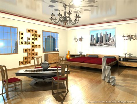 3d Max  Interior Design By Kaius Plesa  Photoshop Creative