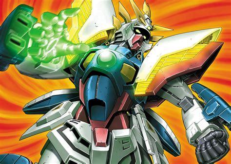 Shining Gundam Vs Oozaru