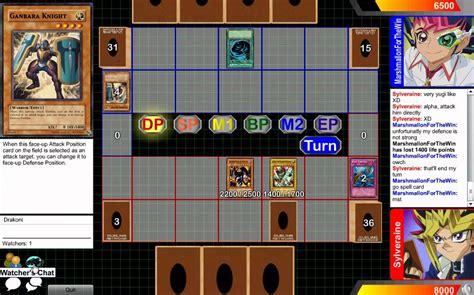 Yuma Tsukumo Deck Dueling Network by Yugi Deck Vs Yuma Deck