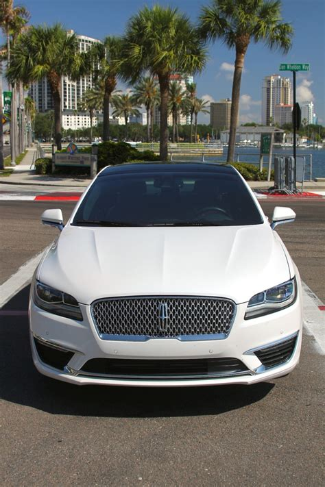 '17 LINCOLN MKZ: WHAT A DIFFERENCE 400-HP MAKES! - Car Guy ...