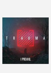 i prevail cd with autographed booklet newbury comics