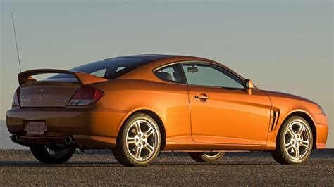 Worst Sports Cars Hyundai Tiburon