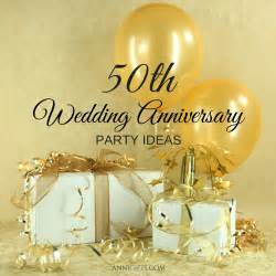 50th wedding anniversary favors golden anniversary creative ideas for the 50th anniversary of your favorite