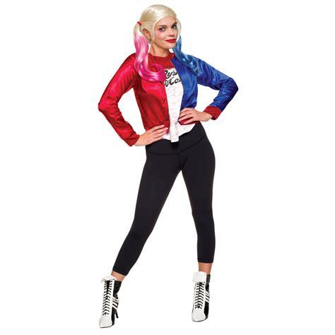Harley Quinn Costume Kit - Adult Costumes