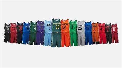 nikes pk uniforms  bringing loud colors
