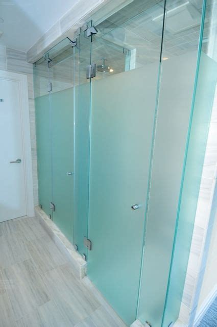 frosted glass shower google search shower doors