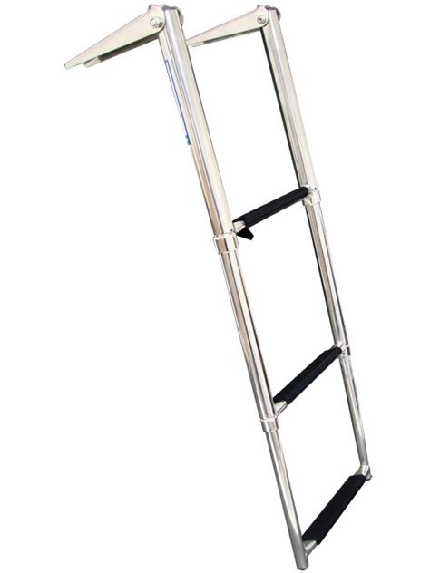 Boat Swim Platform With Ladder For Sale by 3 Step Stainless Steel Telescoping Marine Boat Ladder Swim