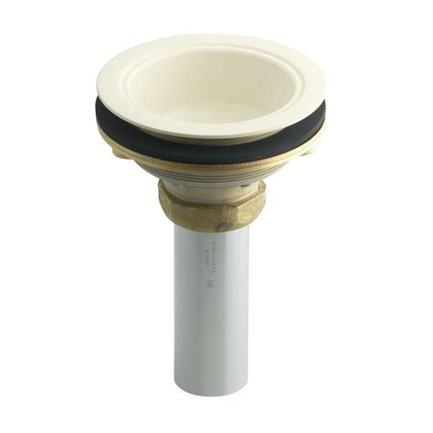 Install Kohler Sink Strainer by Kohler 4 In Strainer For Duostrainer Basket In
