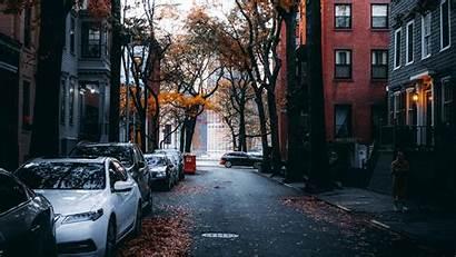 Street Autumn Levi Ackerman 4k 1080p Caught