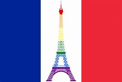 France Flag Gay Svg Pixels Wikipedia Wikimedia