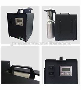 Wall Mounted Industrial Scent Machine Dry Cold Vapor Mist