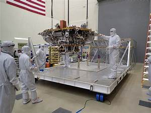 NASA InSight Mission To Mars To Study Movement In Planet's ...